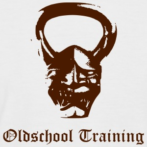 formation oldschool kettlebell Diable - T-shirt baseball manches courtes Homme