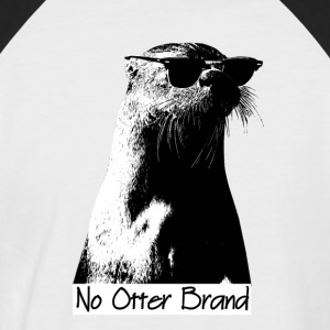 No Otter Brand Original - Men's Baseball T-Shirt