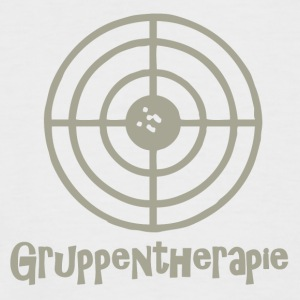 Gruppentherapie! - Männer Baseball-T-Shirt
