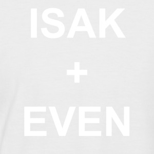 ISAK + EVEN - Men's Baseball T-Shirt