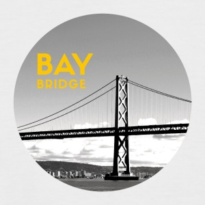 Bay Bridge - T-shirt baseball manches courtes Homme