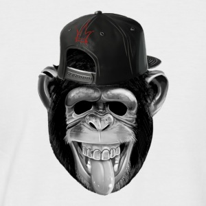 Monkey business - Men's Baseball T-Shirt