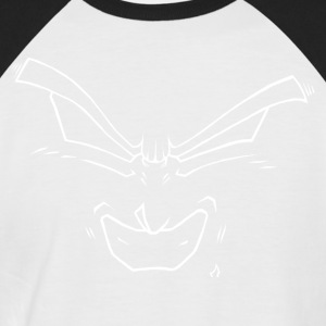 Smile - T-shirt baseball manches courtes Homme