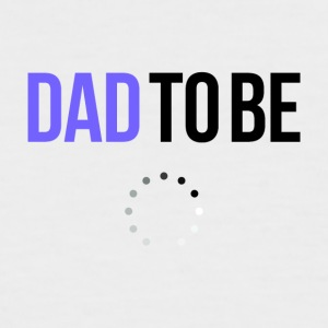 I am going to become a daddy - Men's Baseball T-Shirt