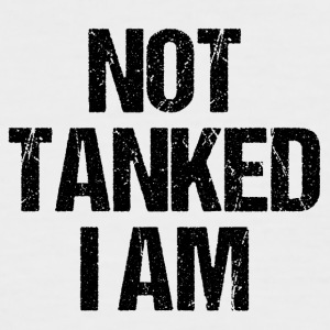 Not TANKED I am - Men's Baseball T-Shirt