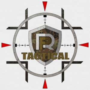 PR Tactical Sniper Edition - Men's Baseball T-Shirt