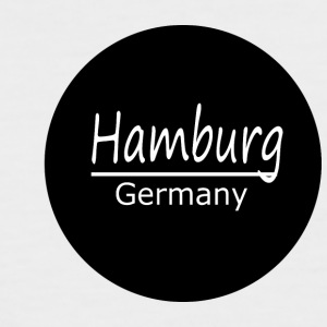 Hamburg - Men's Baseball T-Shirt