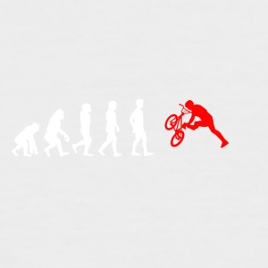 EVOLUTION bmx bycicle skate - T-shirt baseball manches courtes Homme