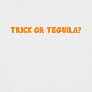 trick or tequila T-shirt - T-shirt baseball manches courtes Homme