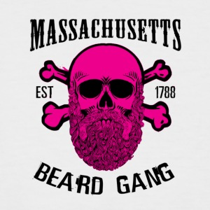 MASSACHUSETTS - Men's Baseball T-Shirt