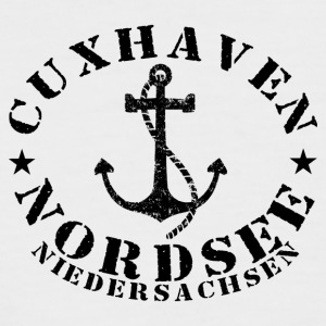 Cuxhaven Logo - Men's Baseball T-Shirt