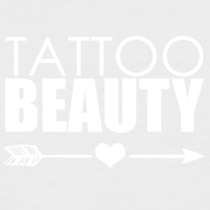 Tattoo Beauty, Tattoo - Men's Baseball T-Shirt