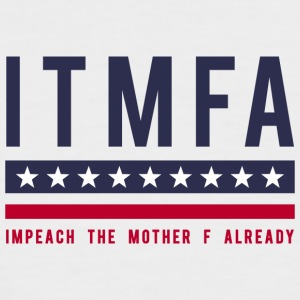 ITMFA - Men's Baseball T-Shirt