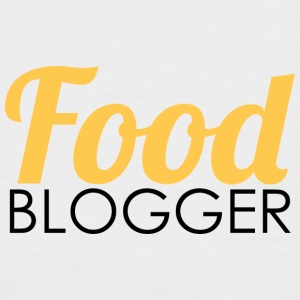 Food Blogger - Männer Baseball-T-Shirt