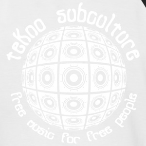 Tekno subculture - Men's Baseball T-Shirt