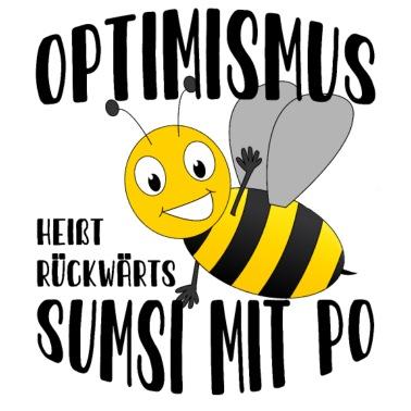 Optimismus Rückwärts