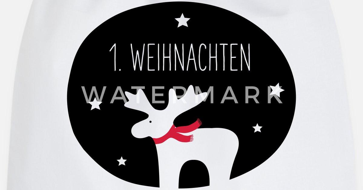 1. Weihnachten Baby Geschenk Weihnachtsgeschenk von FrauK. | Spreadshirt