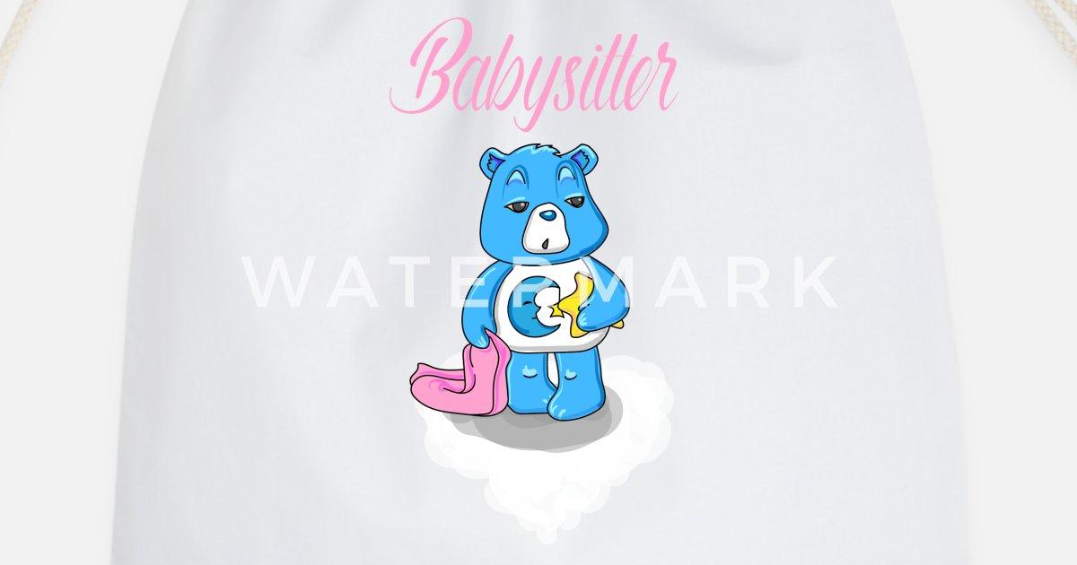 Babysitter Baby Sitter Baerchen Muede Sohn Tochter von Naughty by ...