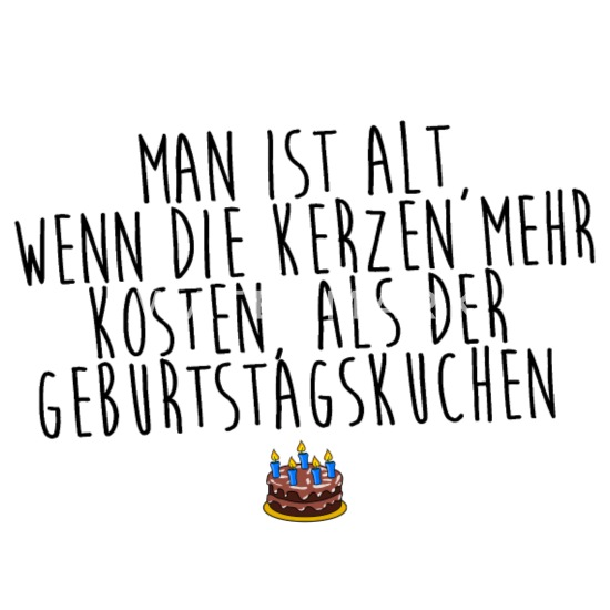 Lustiger Geburtstags Spruch Zum Geburtstag Witzig Turnbeutel