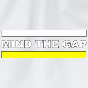 t-shirt Mind the Gap - Sacca sportiva