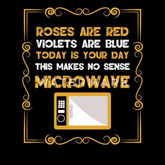 Lustiger Spruch Gedicht Geschenk Witzig Mikrowelle
