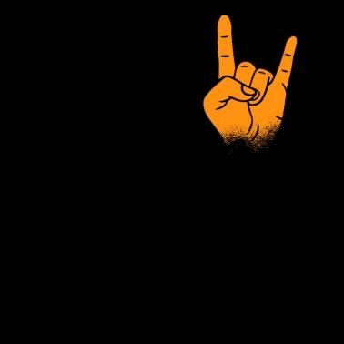 Handzeichen rocker The 11