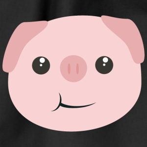 Cute piggy kawaii chew