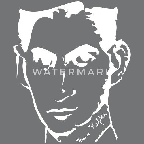 Porträt Von Franz Kafka Von Zitate Shirts Spreadshirt