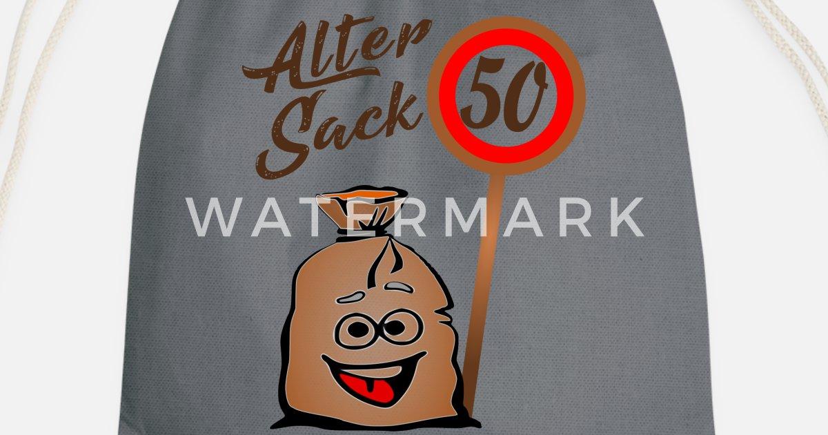 Alter Sack 50 Geburtstag