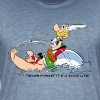 Asterix & Obelix - Never Forget It's A Good Life! - Mannen Vintage T-shirt