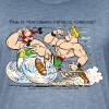 Asterix & Obelix - Pain is temporary - Men's Vintage T-Shirt