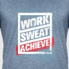 Fitness Lifestyle Workout Gym - Männer Vintage T-Shirt