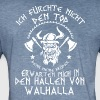 Viking Valhalla - Men's Vintage T-Shirt