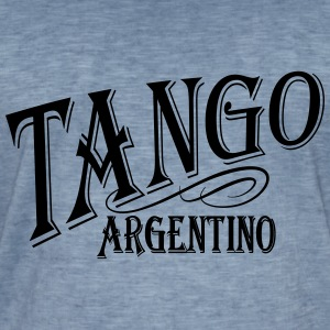 Tango Argentino - T-shirt vintage Homme