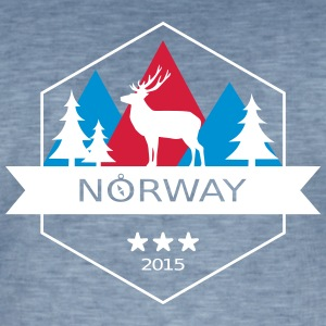 Norway - Men's Vintage T-Shirt