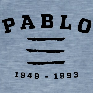 Pablo 1949-1993 - Men's Vintage T-Shirt