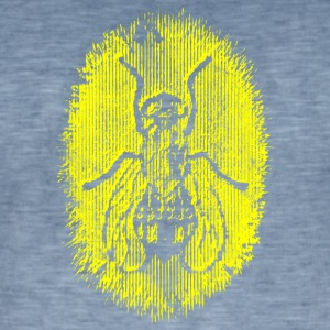 Fly yellow - Men's Vintage T-Shirt