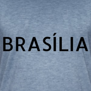 Brasilia - Men's Vintage T-Shirt