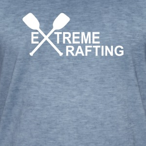 rafting - T-shirt vintage Homme