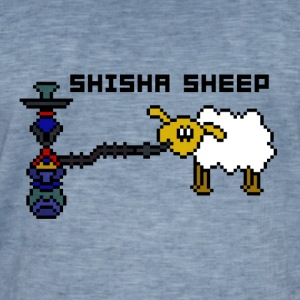 Shisha Sheep - Men's Vintage T-Shirt