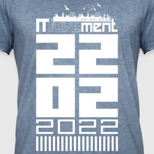 Love Movement - Men's Vintage T-Shirt