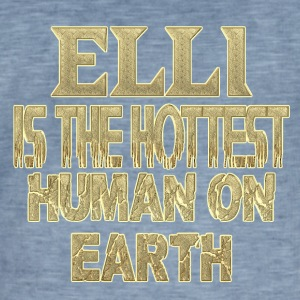Elli - Men's Vintage T-Shirt