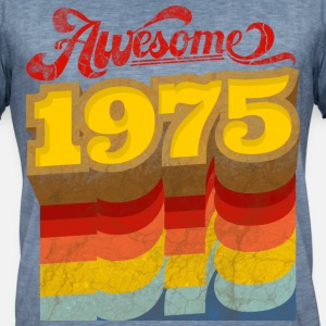 awesome 1975 birthday gift retro vintage style