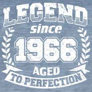LEGEND VINTAGE depuis 1966 Mûr à point - T-shirt vintage Homme