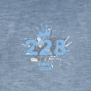 Fight Club 228 - Camiseta vintage hombre