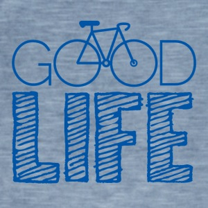 Cycling: Good Life - Men's Vintage T-Shirt