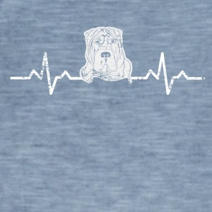 dog6 - Herre vintage T-shirt