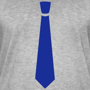 Wide tie - Men's Vintage T-Shirt