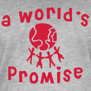 promised - Men's Vintage T-Shirt