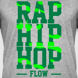 Rap Hip Hop flux - T-shirt vintage Homme
